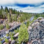 Pine Canyon Aerial