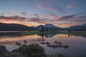 Moonlight-Starlight-Canoe Cascade Lakes Tours - Wanderlust Tours