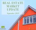 real estate market update.Sept 19